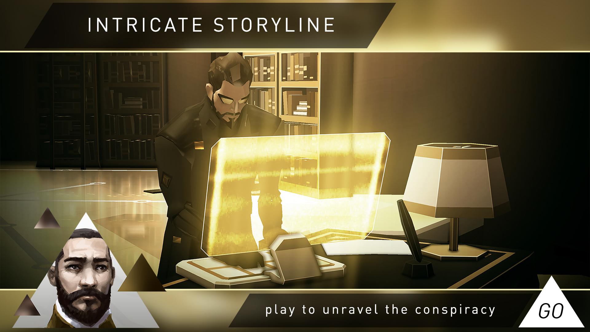 Deus Ex GO screenshot 15