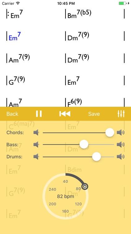 Improvisation Trainer screenshot-3