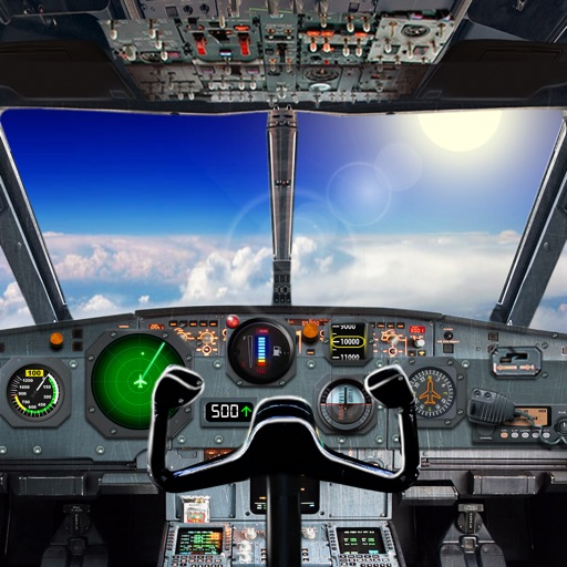 Пилот Cамолета 3D Cимулятор