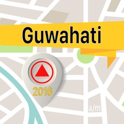 Guwahati Offline Map Navigator and Guide