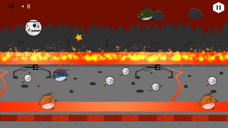 Angry Flappies screenshot-0