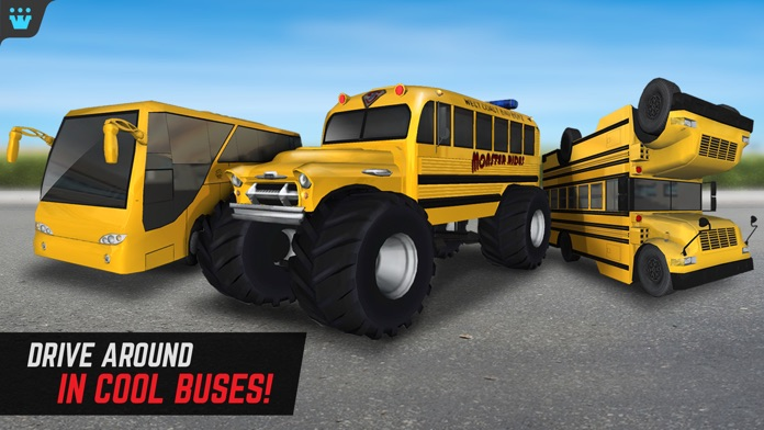 Super School Driver - Bus Simulator 3D Screenshot