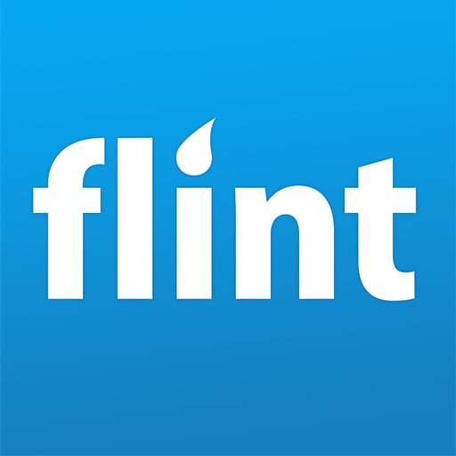 Flint - Accept Cards, No Dongles.  Invoicing. application logo