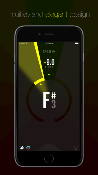 Pitch - Chromatic Tuner for Windows
