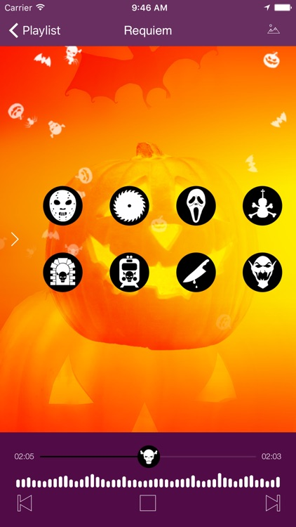 Creepy Music and Pictures – Halloween Scary Themes
