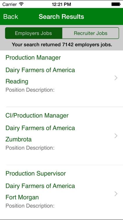CareersInFood.com Job Search