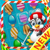 Codes for Frozen Ice cream bar - Candy match 3 puzzle game Hack