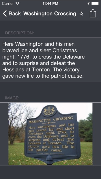 Historical Markers screenshot-2