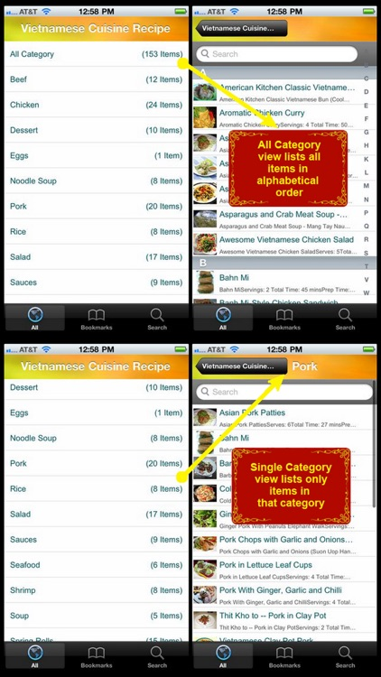 Vietnamese Cuisine Recipe screenshot-3