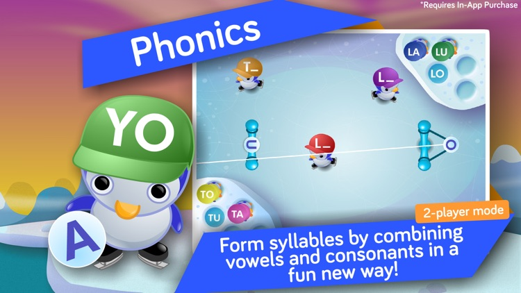 Kids ABC Letter, Spelling, Literacy & Phonics game screenshot-3