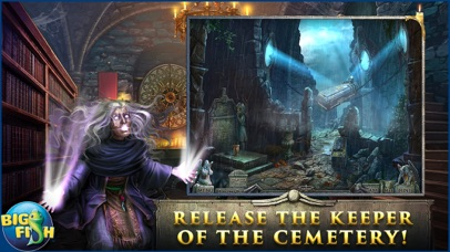 Redemption Cemetery: At Death's Door Hidden (Full) screenshot 1