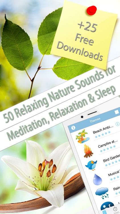 Free Relaxing Nature Scenes to Reduce Stress & Anxiety screenshot-0