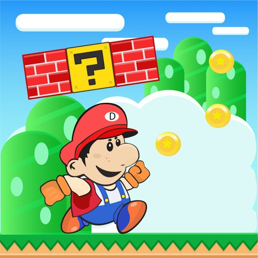 Super Adventure - Fun Jumping Games for free iOS App