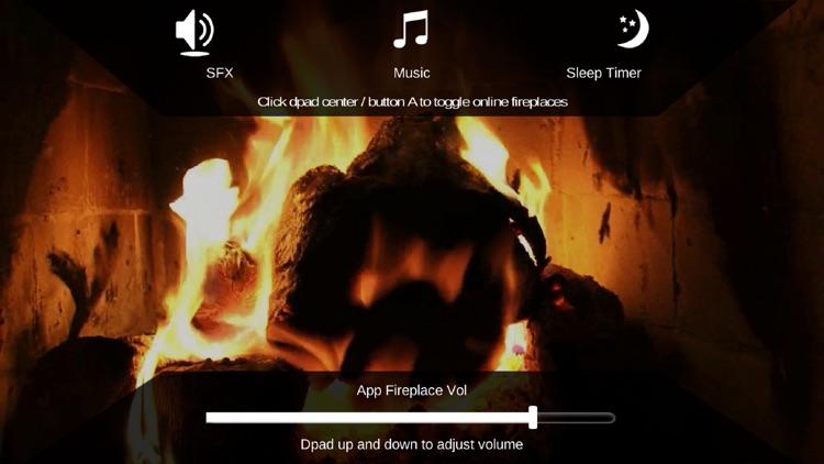 Magical Fireplace HD screenshot-3