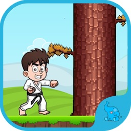 Timberman 2: Karate
