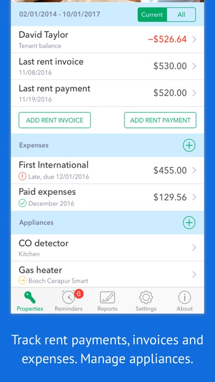 Landlordy Personal Edition - Property Management