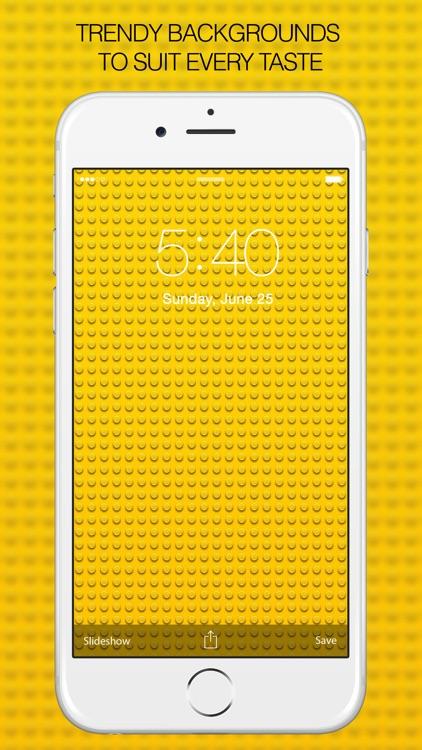 Yellow Wallpapers & Yellow Backgrounds screenshot-3