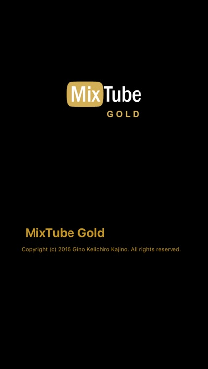 MixTubeGold screenshot-0
