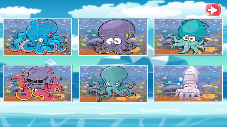 Squid Jigsaw Puzzle