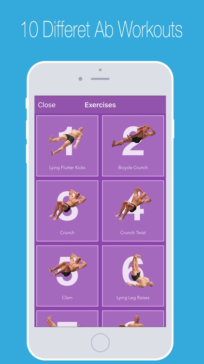 Ab Challenge - Daily 7 Minute Workout