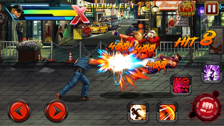 Boxer Conflict - KungFu Fight Games