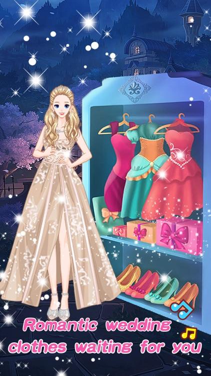 Princess fashion wedding - Girls Make up games by liu xian