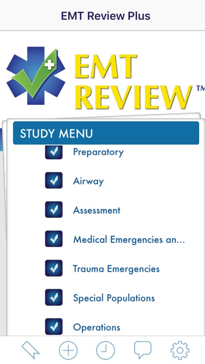 EMT Review Plus screenshot-1