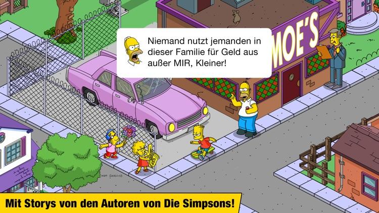 Die Simpsons™: Springfield screenshot-4
