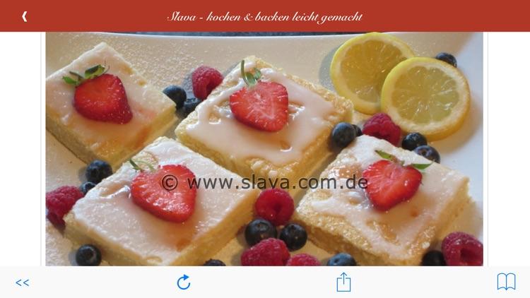 Slava - Kochen Und Backen screenshot-4
