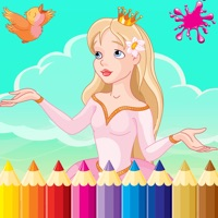 Codes for Princess & Prince Paint Draw Coloring Book For Kid Hack