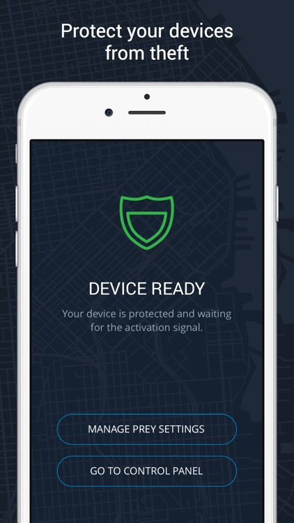 Prey: Find My Phone & Security
