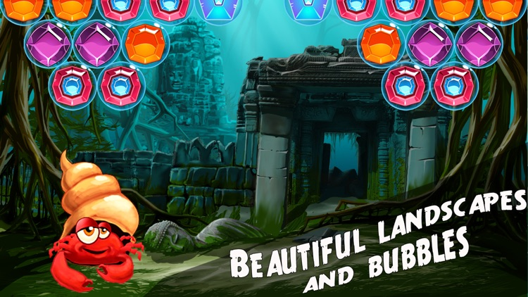 Bubble Shooter Adventures screenshot-1