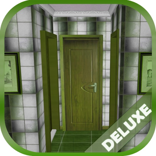 Can You Escape 10 Horror Rooms Deluxe-Puzzle