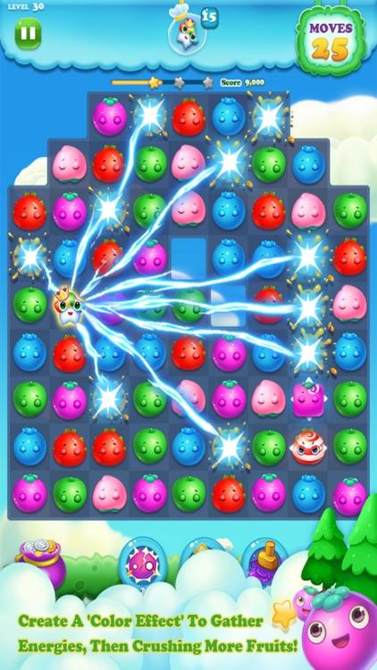 Fruits Garden Match 3 Diamond FREE - Bigo Version