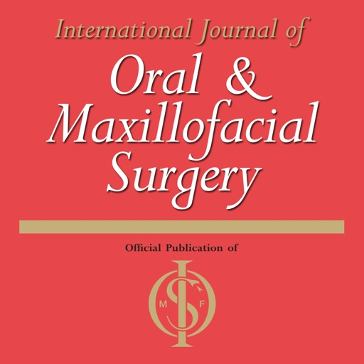 International Jrnl of Oral & Maxillofacial Surgery