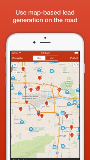 Badger Map Route Planner Sales on the App Store