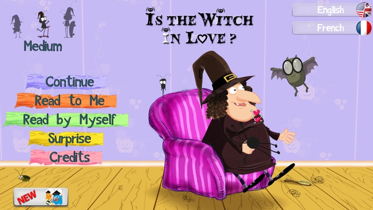 Is the Witch in Love? screenshot-0