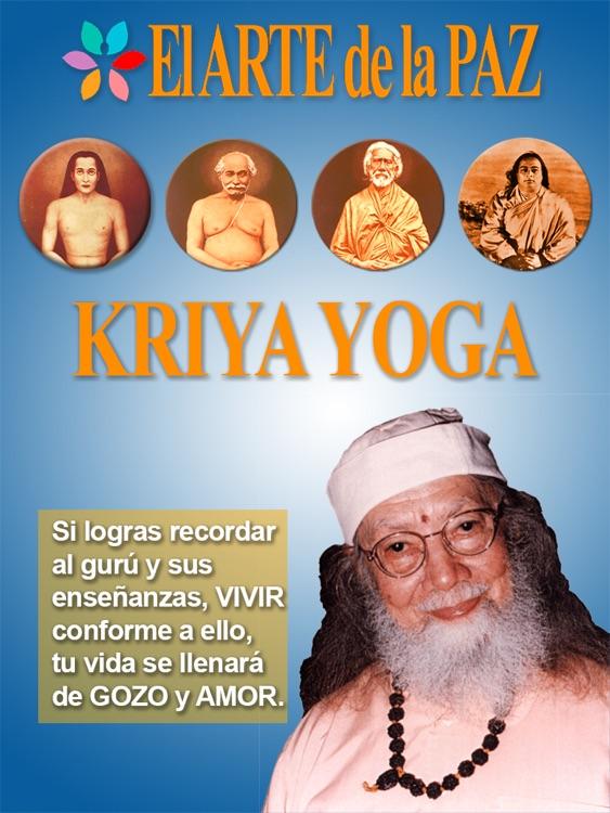 El Arte de la Paz Kriya Yoga.