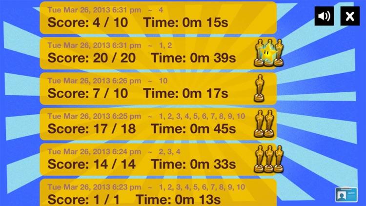 Subtraction Wiz Lite screenshot-3