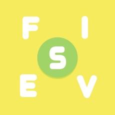 Activities of Learn five word