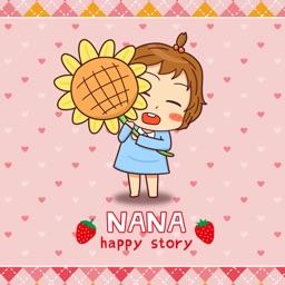NANA: Happy Story − NHH Stickers