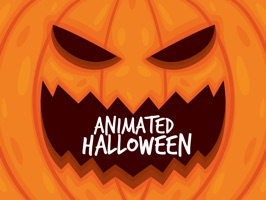 Halloween Stickers - Animated iMessage Stickers