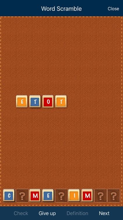 Audio Collins Mini Gem English-Czech Dictionary screenshot-4