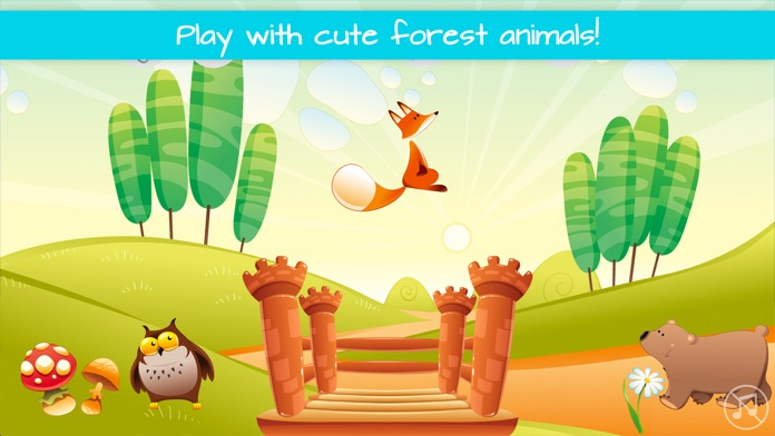 Kids Animal Puzzles: The Best Toddler Game Screenshot