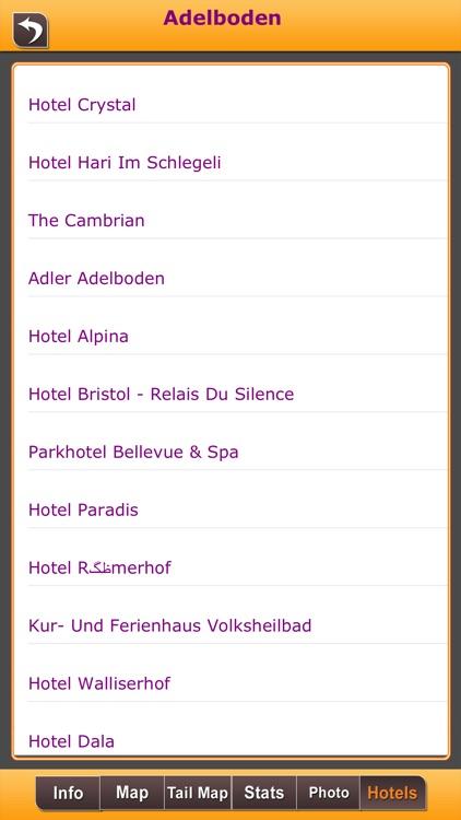 Swizerland Ski Resorts screenshot-4