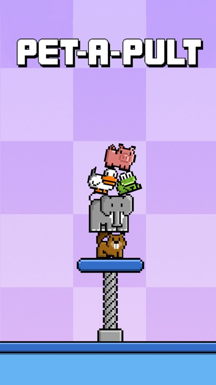 Pet-A-Pult - Pixel Challenge screenshot-4