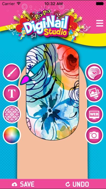 Bo Po Digi Nail Studio By Now Innovation