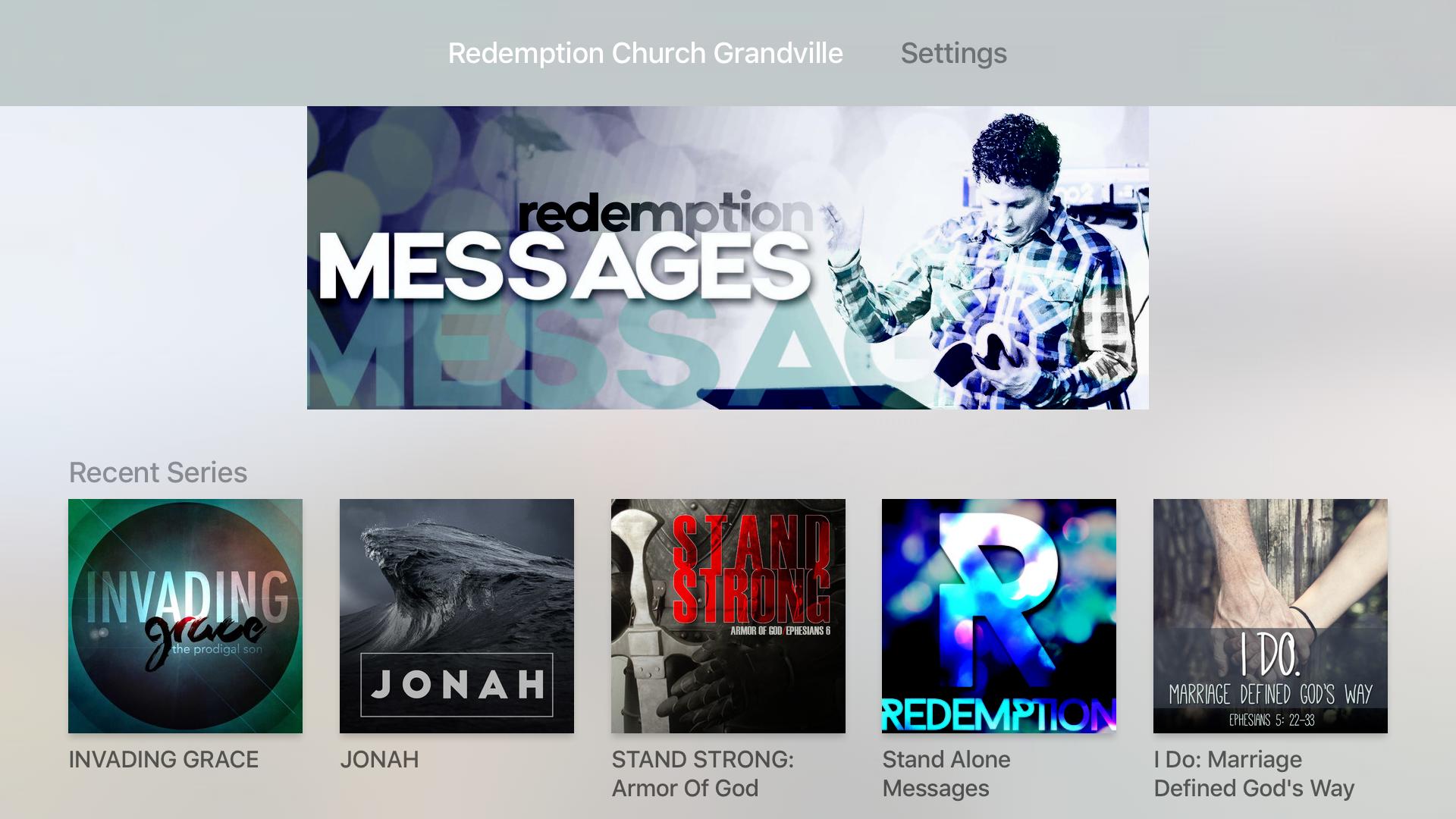 Redemption Church Grandville screenshot 7