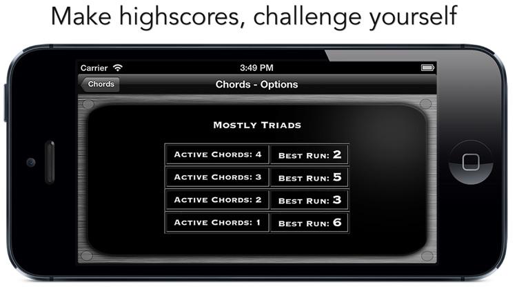 goodEar Chords - Ear Training screenshot-3