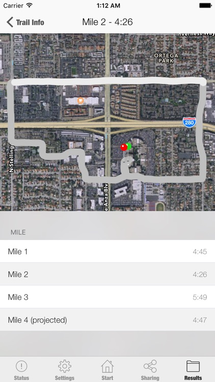 Trail Tracker GPS - Running, Hiking, and Cycling screenshot-4